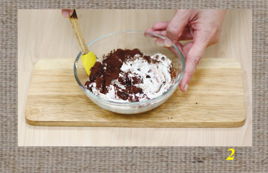 杯子蛋糕 P30-巧克力-2