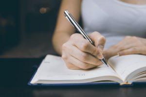 寫作是傳遞思想的重要工具